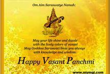 #Basant_Panchami
