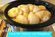 crockpot dinners / by Iyonna Hill