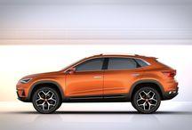 SEAT koncept 20v20 / SEAT na Ženevském autosalonu představil budoucnost značky výrazným konceptem SUV s kódovým označením 20V20.