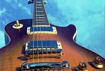 Guitars / by Kerri