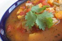 Recipes Soups / by Nancy Giansante