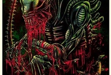 Aliens vs. Predator/Prometheus