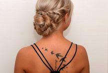 NEW HAIR STYLES 2015 / by Lynnette Edic