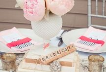Bridal Shower Ideas / by Mairead