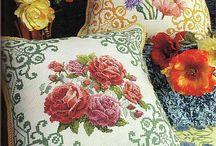 tapices / diseños de tapices para bordar