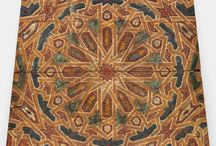 Walking through history - Islamic Art / This board contains historic examples of Islamic Art
