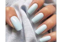 Nails, pastel
