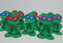 festa tartaruga ninja