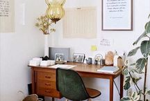 Office Inspiration / This board is dedicated to all things office. Office inspiration to make the work load better