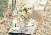 Vintage Picnic Wedding