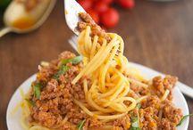 FOOD_Pasta / by Jamie McClary