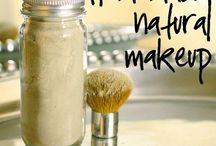 Domácí Přírodní Make-Up