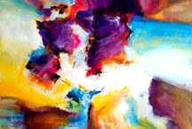 Abstract / Paintings