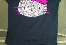 Hello kitty baby clothes / by Kitty White