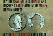 money things