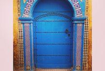 morocco / visiting Essouiria for the second time soon / by DIY BOHO HOME