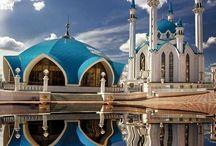 masjid rusia satu