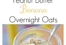 Clean Eating - Overnight Oats