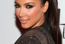 celebrity makeup / Celebrity makeup trends