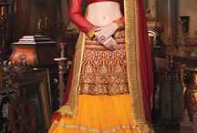 Designer Lehenga Choli Collection / Look angelic and ethnic in all the important functions or events with our fabulous designer wear chaniya choli collections