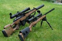 винтовки и карабины