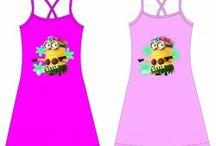 Vestidos Verano 2016 / Vestidos para el Verano 2016 de las licencias más divertidas