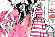 Ilustrasi dan poster