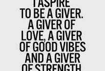 Spirit of Generosity