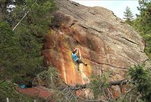 Places - Colorado USA / Pictures, information, and more about your favorite climbing destinations in Colorado!