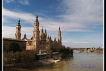 Zaragoza / Vistas de Zaragoza (España)