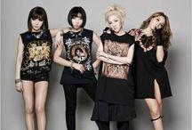 2NE1 queens ✨