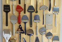 Materiaal voor de keuken / Alle onderdelen keuken