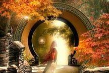 Fantasy art / by Amanda Enloe