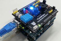web client arduino