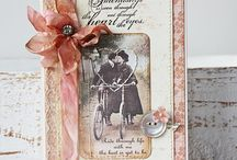 Cards and Tags 4 / by Lynette Larson Campbell