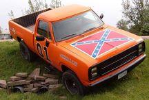 Dodge Trucks / by Troy Butler