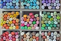 Copic Pens / by Margaret Koglin