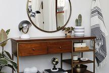 New look / Ultra Modern, sleek, chic, neutral home designs