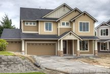 New from RM Homes / New homes in new communities all over the Puget Sound area