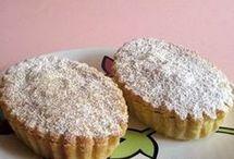 Muffins, dolci ripieni ecc...