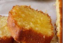 Orange kake