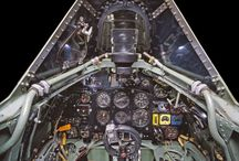 Cockpits / Aircraft cockpits & interiour details