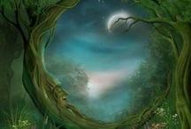 Tricia's fantasy world