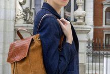 Backpack handbags