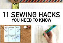 knitting sewing / Craft patterns