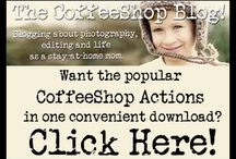 photo actions and products / by Cathy Speight