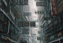 Kaupunki/Urban