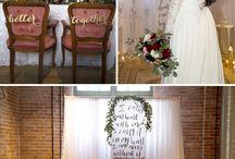 Modern Industrial Weddings