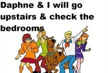 Scooby / by Sue Pozgay