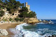 Costa Brava / Las mejores playas de la Costa Brava. Turismo Costa Brava